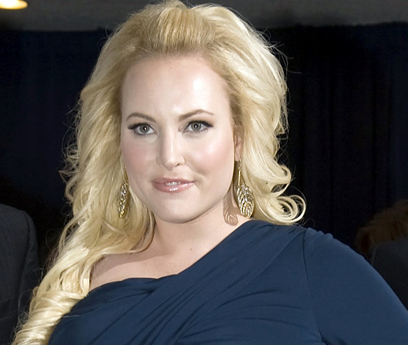 Why The Sudden Media Interest In Meghan McCain?