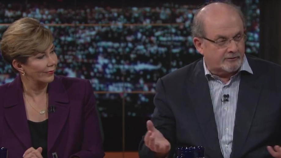 Rushdie on Ben Carson: 'Like Clarence Thomas running for