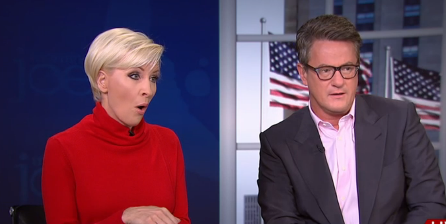 Morning Joe panel rips sister outlet: 'the black is for the