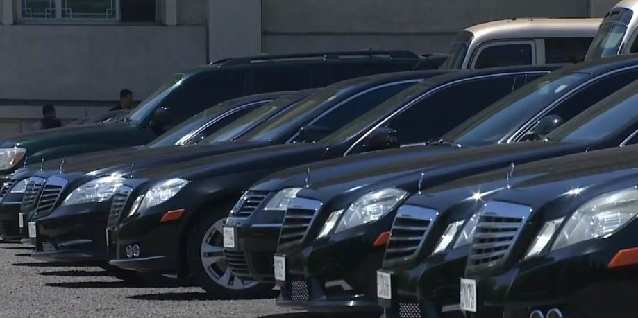 luxury cars north korea  North Korea: While workers starve, party leaders drive luxury cars ...