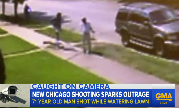 Chicago Crime Is This The Last Straw Elderly Man Shot