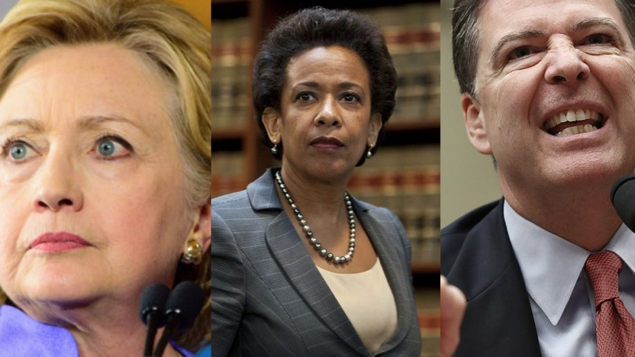 AG Lynch aware of Clinton investigation outcome long before